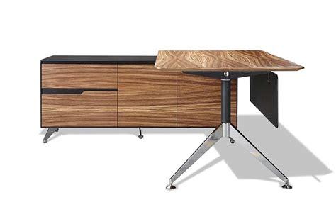 unique desk unique furniture 400 collection zebrano desk 482 with left