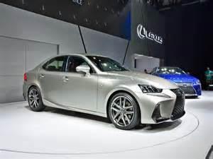 Lexus Sedans 2017 Lexus Is Redesign The Japanese Sedan Car News