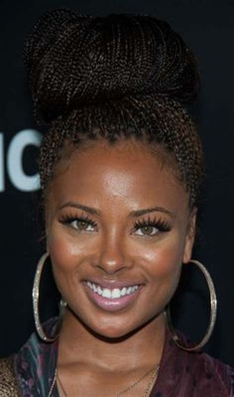 black updo hairstyles atlanta 1000 images about braids on pinterest small box braids