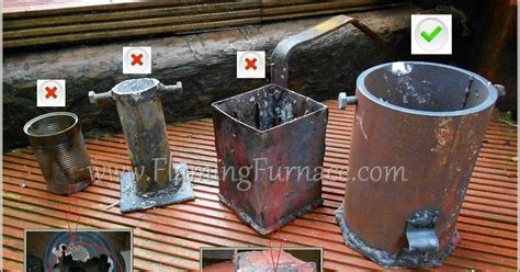 backyard foundry supplies backyard metal setup information metal