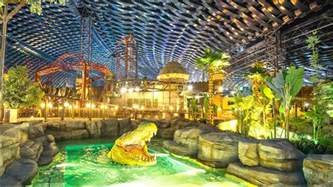 inside the world s largest indoor theme park img worlds