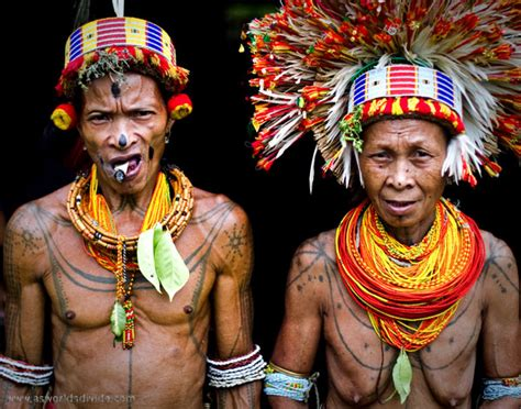 mentawai tattoo wiki image gallery mentawai people