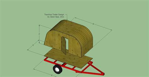 design is one trailer teardrop trailers make it with jason