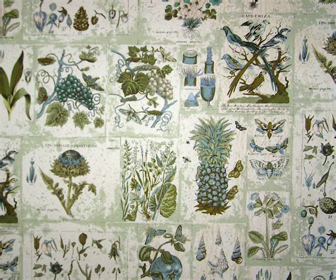 botanical wallpaper larger section of botanical wallpaper photo page