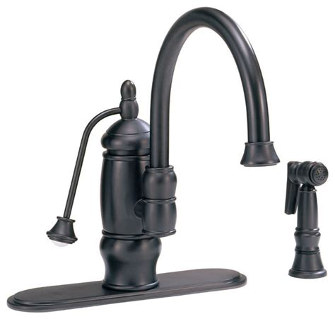 kitchen faucets nyc belle foret model bfn141 04 2 or 4 hole installation