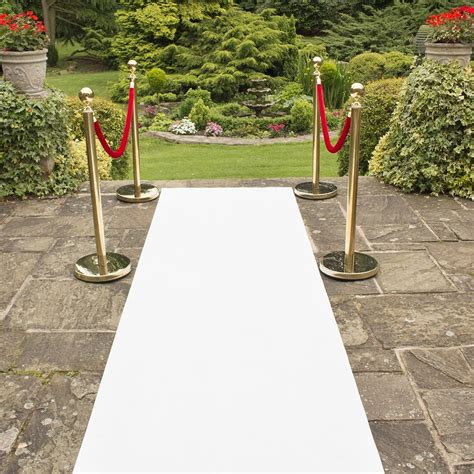 Wedding Aisle Carpet by Carpet Aisle Runner White Hertfordshire Events
