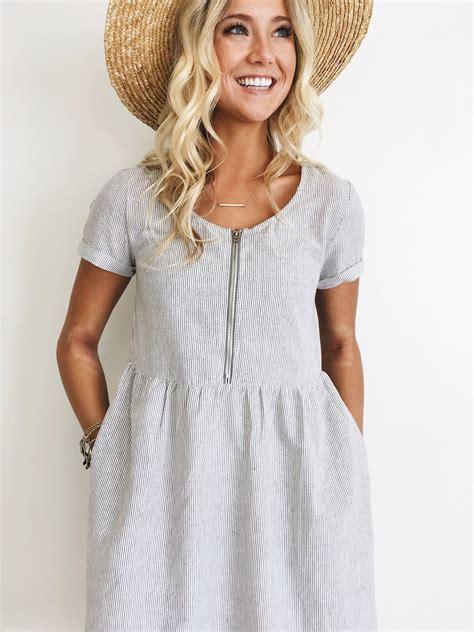 Friendly Summer Dresses - nursing friendly dress shop dresses