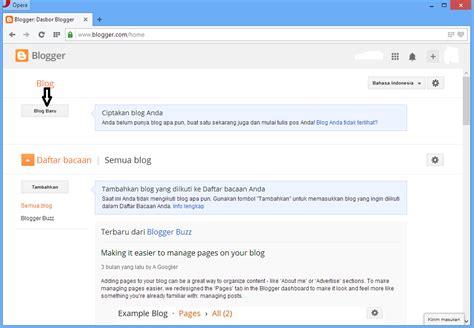 membuat blogspot cara mudah membuat blog blogspot com graphic design by