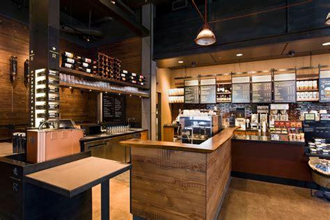 urban coffee shop design starbucks coffee portland store design retail ideas