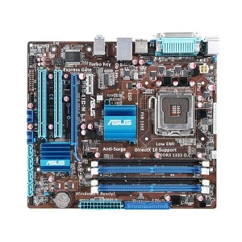 Asus Sockel 775 asus p5g41c m lx socket 775 uatx motherboard with ddr2 and ddr3 vlad s gadgets