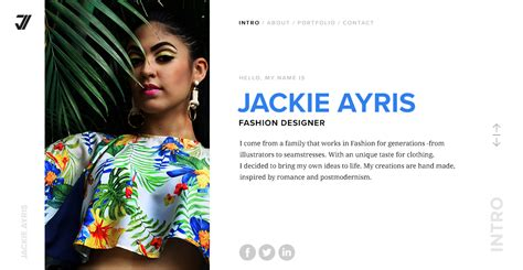 fashion design themes names vizag personal portfolio theme for designers by