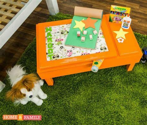 diy toddler desk diy desk with storage family focus