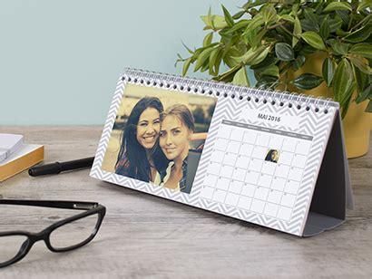 calendrier bureau photo qui veut tester le calendrier de bureau de photobox