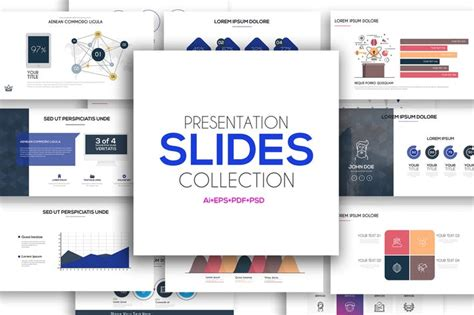 design elements when creating slides download presentation templates on envato elements