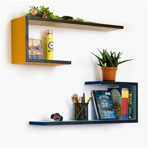 cool wall shelf unique wall shelves designs for stylish home