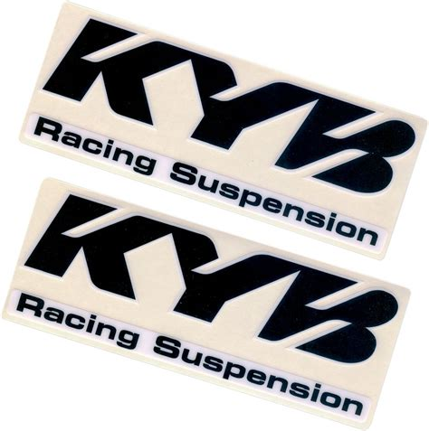 technical touch usa inc kyb fork sticker set 4320 0818