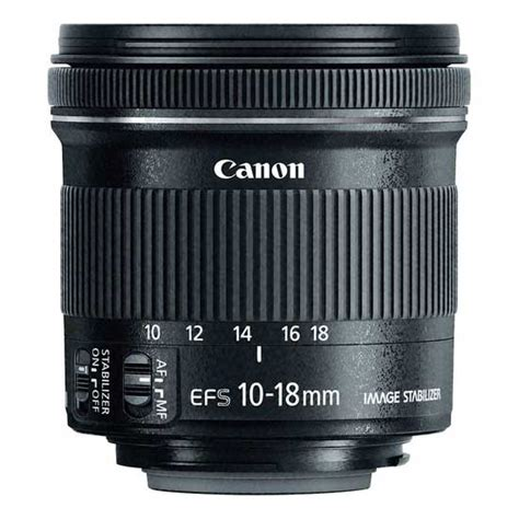 Lensa Canon 10 18 F 4 5 5 6 Is Stm jual lensa canon ef s 10 18mm is stm harga murah