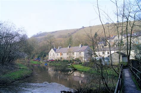 River Wye Cottages by Walks In The Peak District Monsal Dale High Dale