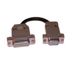 Adapter Joystick www amigakit pc to amiga joystick adapter cable