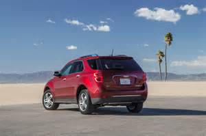 2016 chevrolet equinox ltz awd test review