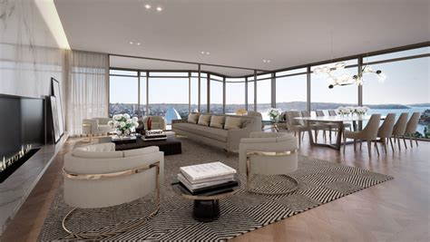 this 15 million sydney penthouse apartment may be the wealthy salteri family are the mystery buyers of australia