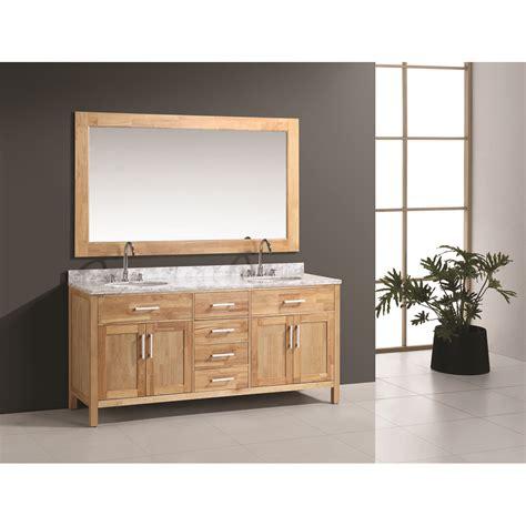 bathroom cabinets london design element london 72 quot double bathroom vanity set oak