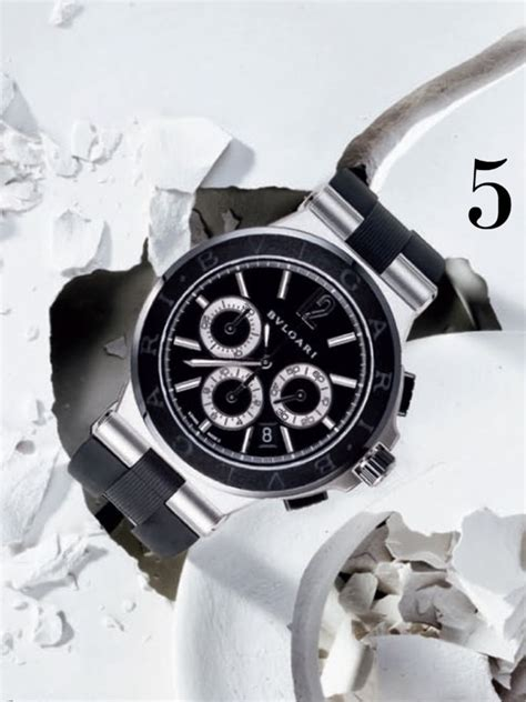 Bvlgari X Turbillon Automatic Leather Black Ring Silver 36 best watches smitty um images on