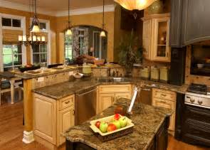 open kitchen design with island house plans with gorgeous kitchen islands the house