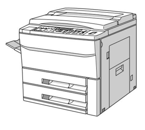 sharp sf 2030 sf d20 sf d21 sf dm11 copier service repair manual