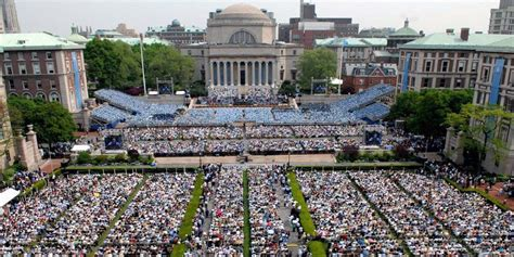 Graduation Date 2017 Mba Program Columbia by Graduation And Diplomas Columbia Center