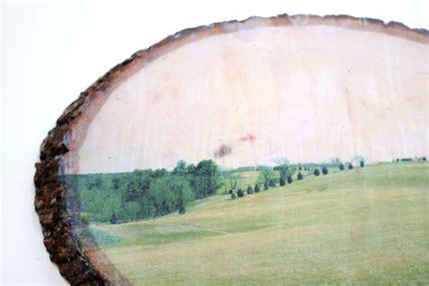 diy foto op hout mod podge diy photo to wood transfer exposure gallery
