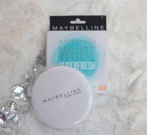 Maybelline White Fresh Refill maybelline white superfresh compact powder shell review