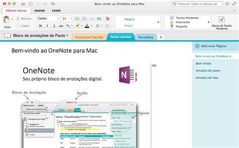 home design para mac gratis microsoft torna onenote gratuito e lan 231 a vers 227 o para mac tecnoblog