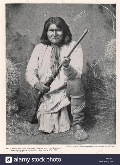 Geronimo In apache indian geronimo stock photos apache indian