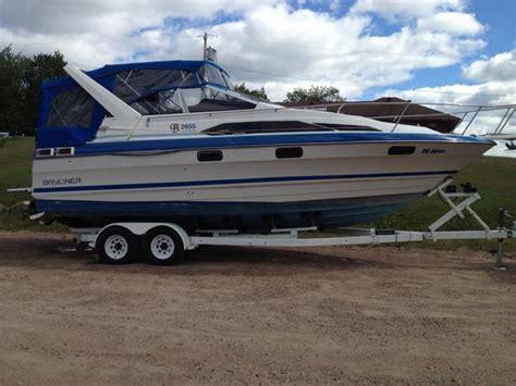 bayliner boats pei 27 ft bayliner for sale stittsville ottawa