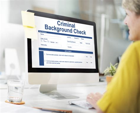 Check Your Criminal Record Fbi Background Check Archives Absolute Security