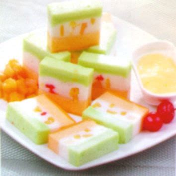 membuat puding singkong the green leaf healthy delicious snacking