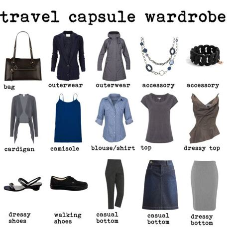 Travel Capsule Wardrobe Essentials by 25 Best Ideas About Travel Capsule On Capsule