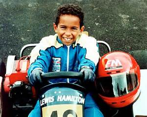 The family who fuelled lewis hamilton 39 s road to victory daily mail