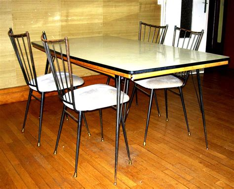Table A Manger 6 Chaises by Table De Salle 224 Manger 6 Chaises Luckyfind