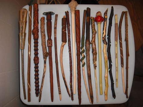 Handmade Wooden Wands - custom magic wands dremel wand and woods