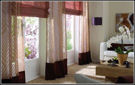 dekor vorh nge vorh 228 nge f 252 r wohnzimmerfenster wohnzimmer house und