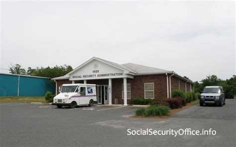 Nc Social Security Office by Albemarle Social Security Office