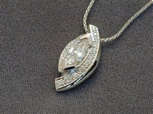 Diamonds marquise diamond sold separately pendants egriffin designs