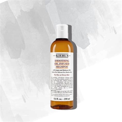 Kiehls Smoothing Infused 11 shoos that are for frizzy hair to save you