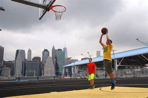 Keranjang Menhattan Basket Bk 285 playground and basketball courts open at bridge park heights local