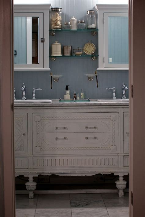Bathroom Vanity Used by Antique Buffet Beffet Used As Bathroom Vanity Antique Tsc