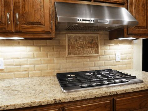 Kitchen Stone Backsplash by Natural Stone Kitchen Backsplash Home Design Ideas