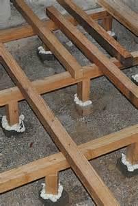 terrasse auf stelzen terrasse heimische l 228 rche gruber parkett bodenleger
