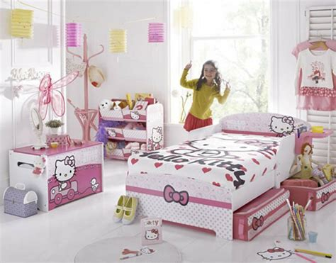 hello kitty bedroom for girls hello kitty bedroom girls